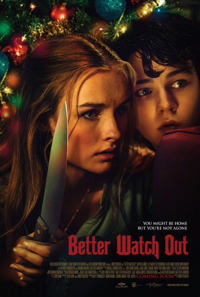 Better Watch Out - Peliculas de terror 2017