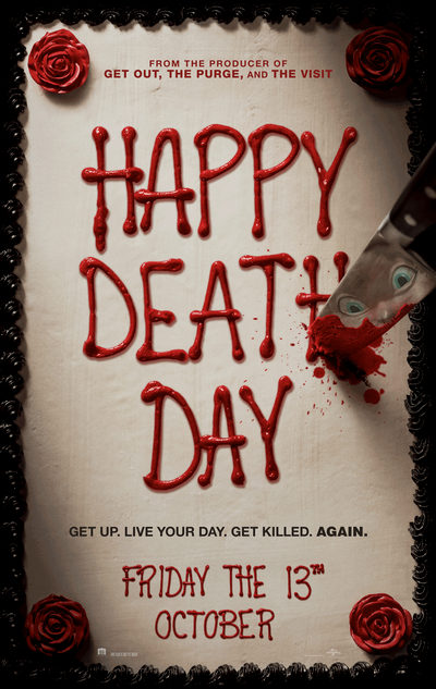Happy Death Day 2017 - Peliculas de Terror