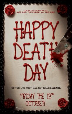 Happy Death Day - peliculas de terror