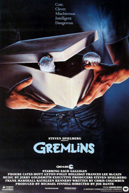 GREMLINS - peliculas de terror