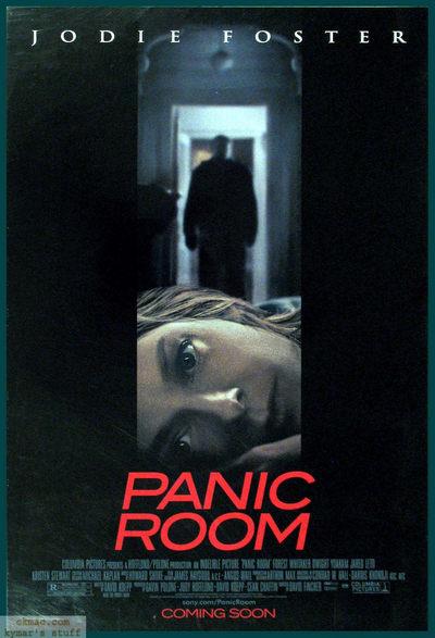 La habitacion del panico - peliculas de terror