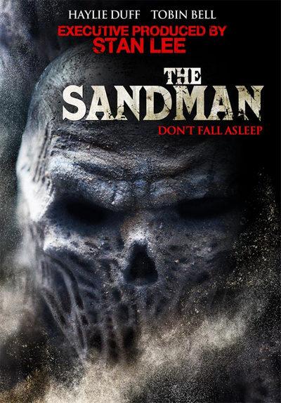 The Sandman - peliculas de terror 2017