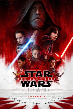Star Wars The Last Jedi (2017)