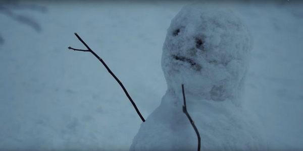 THE SNOWMAN 2017 - peliculas de terror