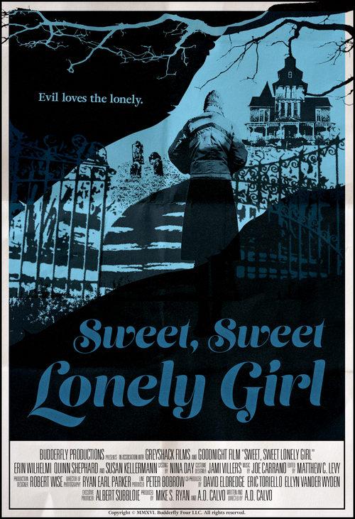 Sweet Sweet Lonely Girl - Las mejores peliculas de terror 2017