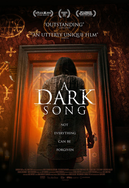 a dark song - las mejores peliculas de terror del 2017
