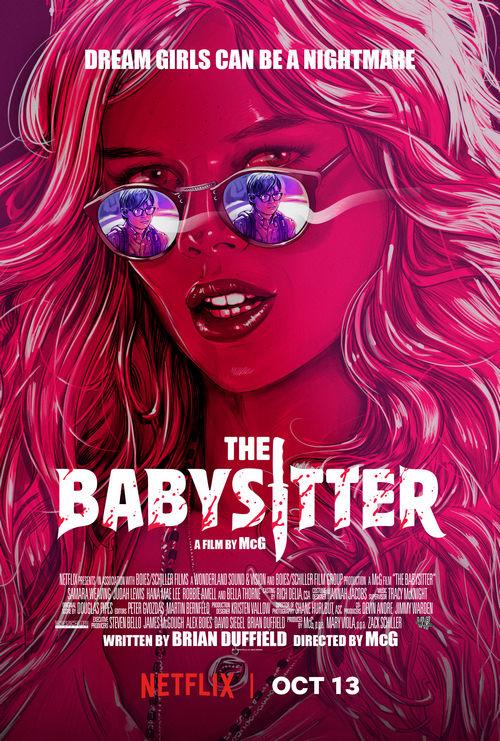 babysitter - las mejores peliculas de terror 2017