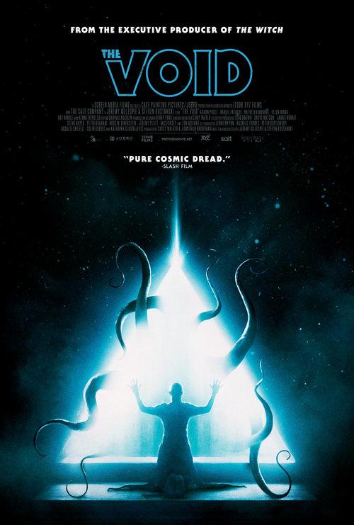the void - las mejore peliculas de terror del 2017