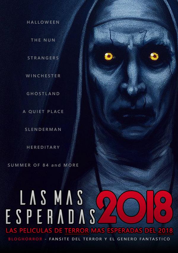 peliculas terror 2018