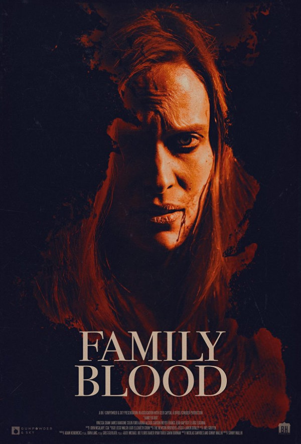 Family Blood  affiche