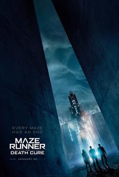Maze Runner: La cura mortal(2018)