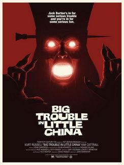 Rescate en el barrio chino – Big Trouble in Little China (1986)