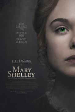 Mary Shelley (2018)