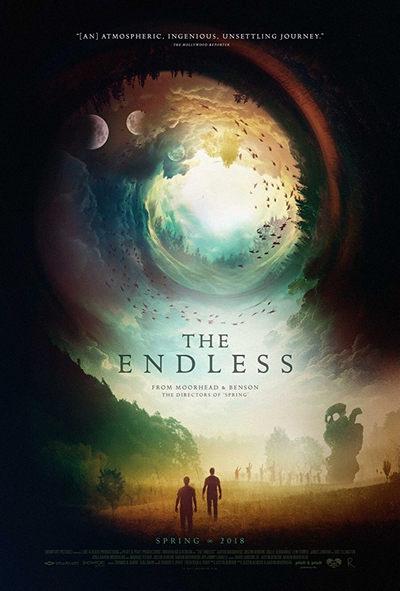 THE ENDLESS (2018) | Peliculas de Terror
