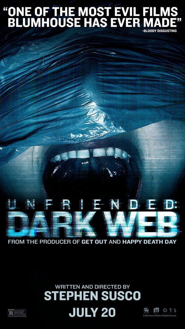 Unfriended Dark Web