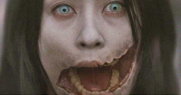 A Slit-Mouthed Woman