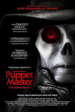 Puppet Master The Littlest Reich (2018)