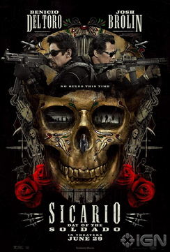 Sicario Day of the Soldado (2018)