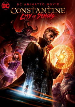 Constantine City of Demons - The Movie (2018)