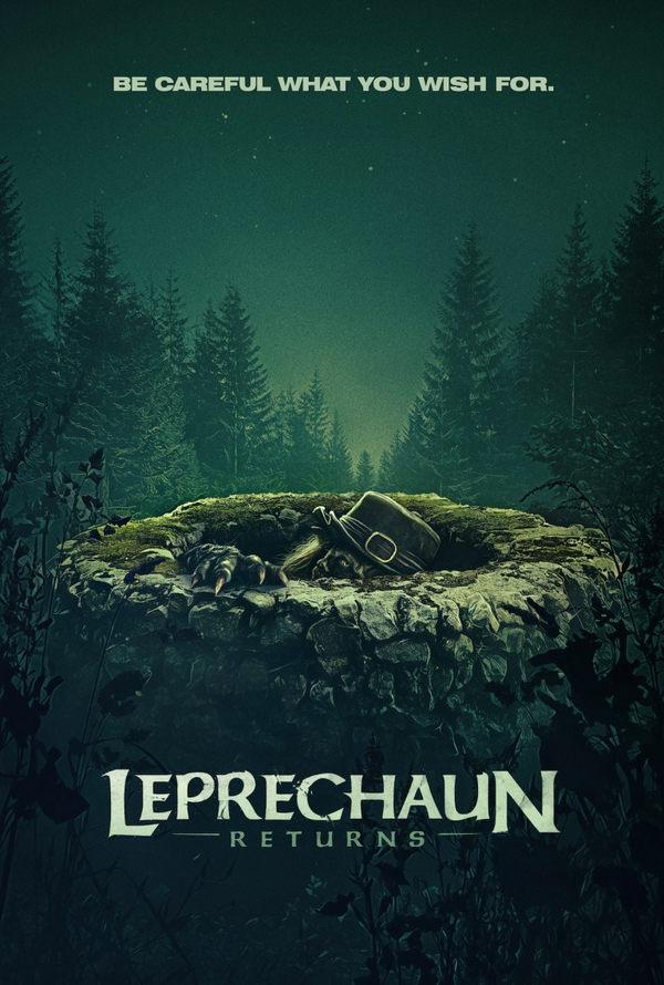 El cartel de Leprechaun Returns sale del pozo y se estrena en diciembre 1
