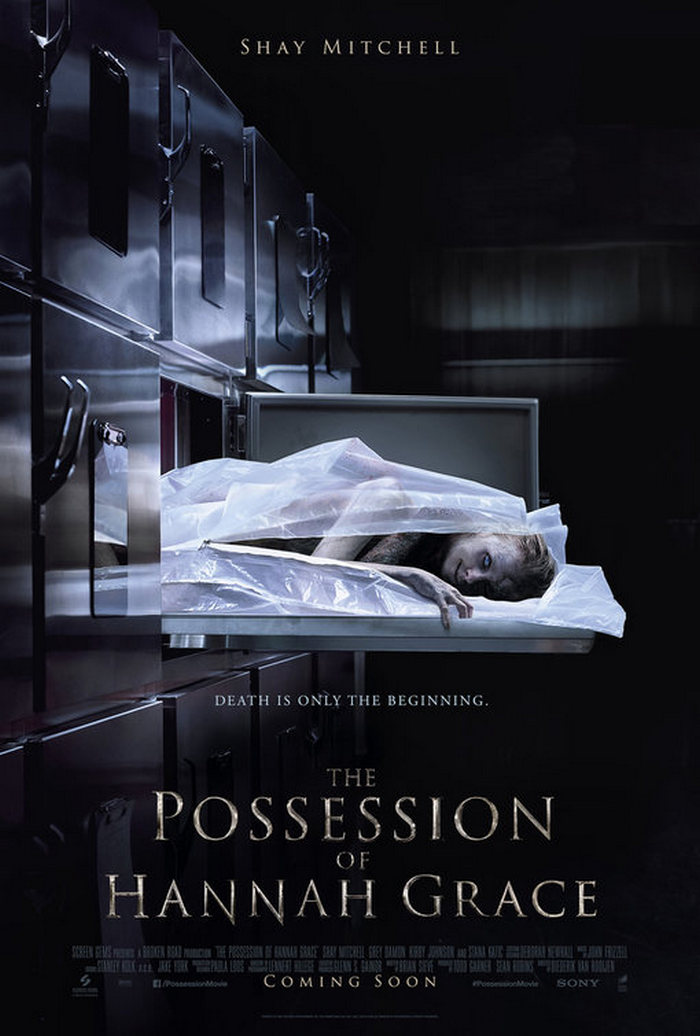 Imagenes y cartel aterrador de THE POSSESSION OF HANNAH GRACE 6