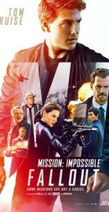 Mission Impossible – Fallout [2018]