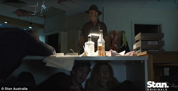 wolf creek segunda temporada 5