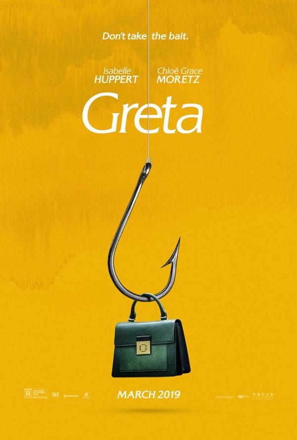 Chloë Grace Moretz es atormentada por Greta en un emocionante tráiler
