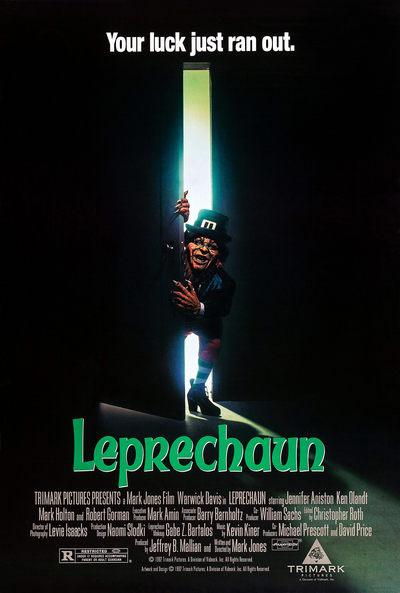 LEPRECHAUN - peliculas de terror