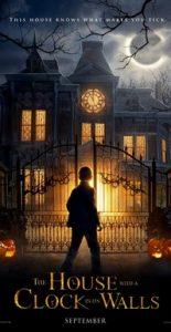 La casa del reloj en la pared (2018)