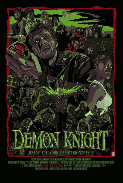 Cuentos de la Cripta Demon Knight - peliculas de terror