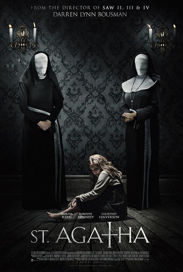 Trailer extranjero para el Nunsploitation de terror St Agatha 2
