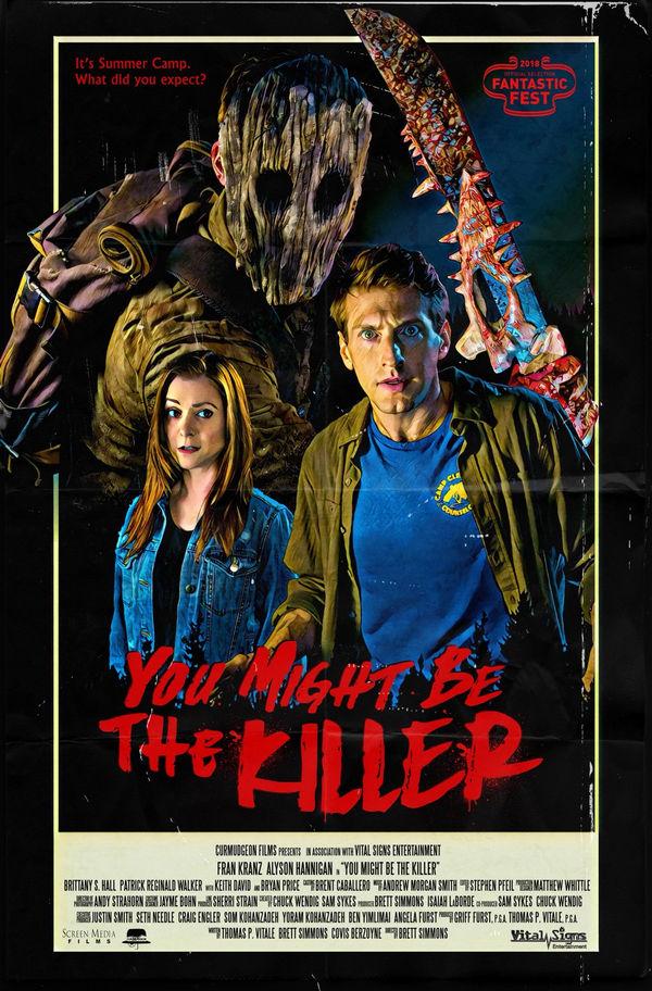 You Might Be the Killer nos entrega un sangriento e hilarante Meta slasher 2