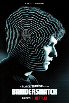 Black Mirror Bandersnatch (2018)