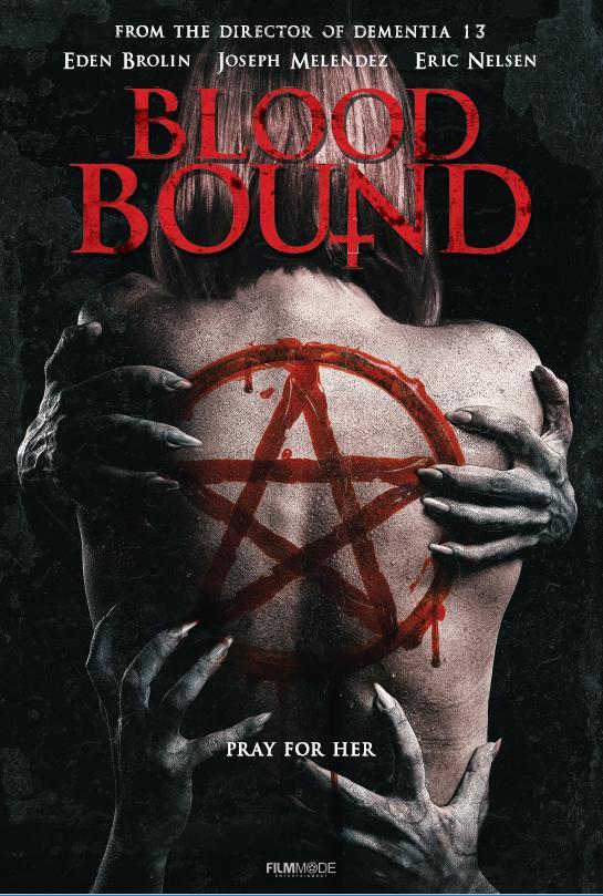 Blood Bound Un demonio nos visita por la noche Clip 2