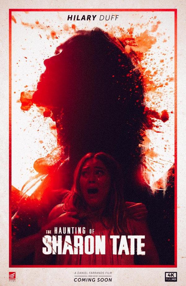 Hilary Duff es Sharon Tate en la peli de terror The Haunting of Sharon 2
