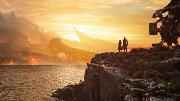 Mortal Engine 2018 2