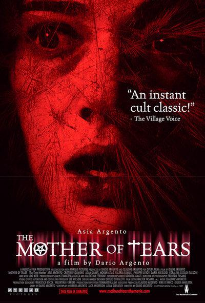 Mother of Tears - peliculas de terror