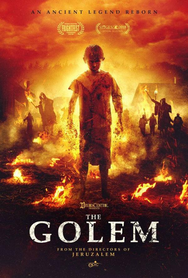 THE GOLEM es un regalo terrorífico de Medio Oriente