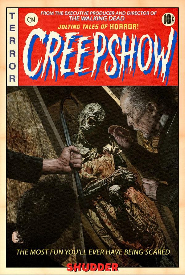 Vuelve Creepshow La antología de terror llegara a Shudder 2