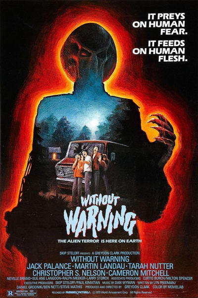 Without Warning - peliculas de terror