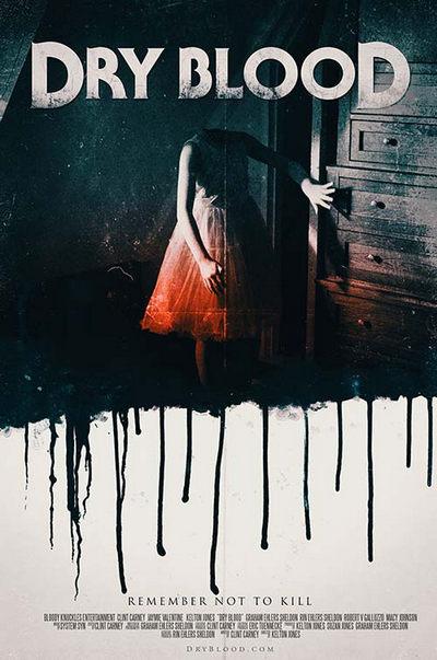 DRY BLOOD - peliculas de terror