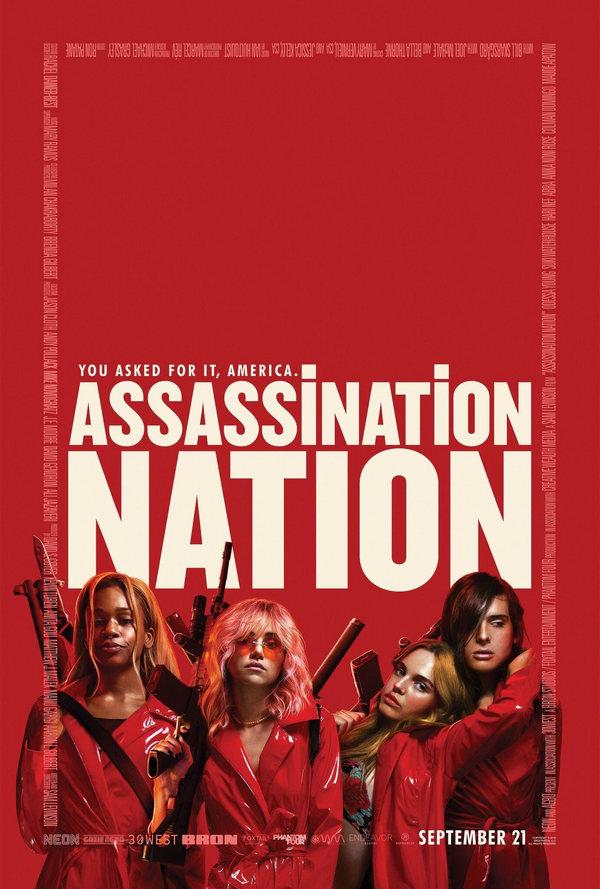 Nacion Asesina - Assassination Nation