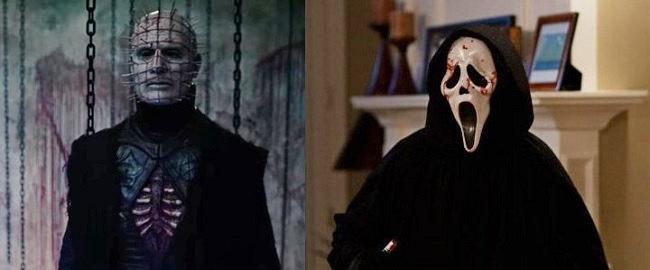Blumhouse quiere realizar los reboots de Scream y Hellraiser