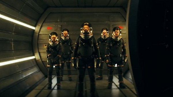 Nightflyers Serie 4