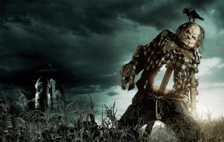 Scary Stories to Tell in the Dark Poster de la peli de terror de Guillermo del Toro 3