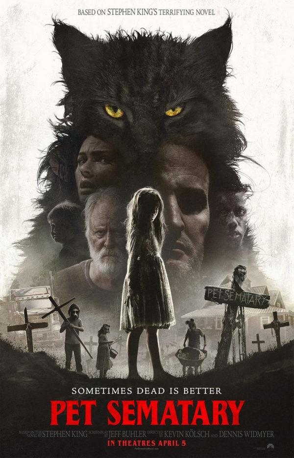 Segundo trailer de Cementerio de Mascotas que se estrena el 5 de abril 2