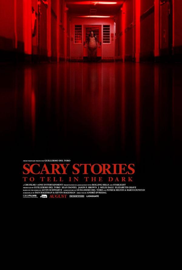 Scary Stories to Tell in the Dark muestras su primer y espeluznante trailer 2