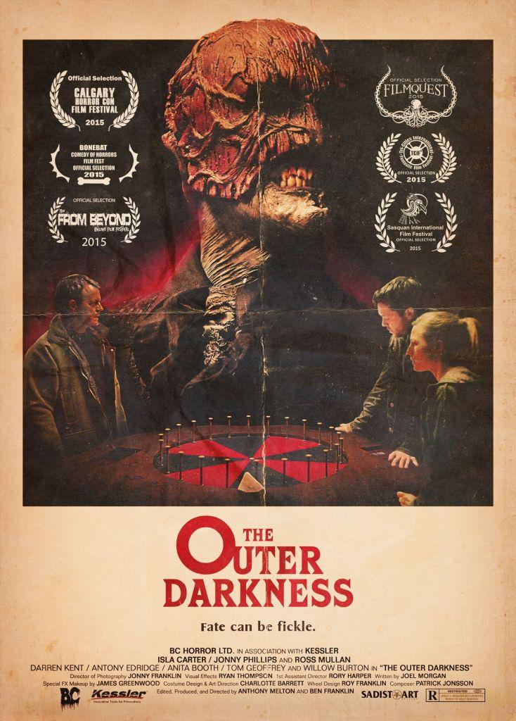 The Outer Darkness es una nueva serie de terror que podemos ver por YT