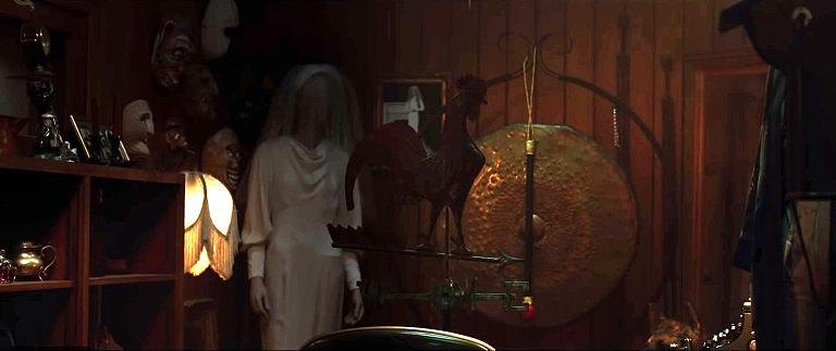 Annabelle 3 presentara una nueva entidad La novia The Bride